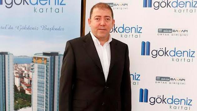 Bay Yapı Yönetim Kurulu Başkanı Metin Okyay Ertaş