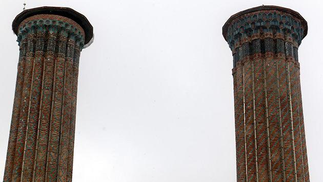 <a href='https://www.emlaktasondakika.com/haber-ara/?key=%c3%87ifte+Minareli+Medrese'>Çifte Minareli Medrese</a>