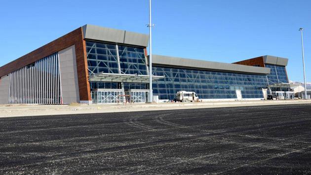 hakkari havaalanı