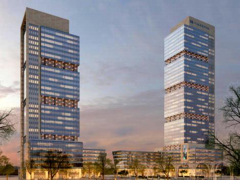 halk gyo finans merkezi kuleleri