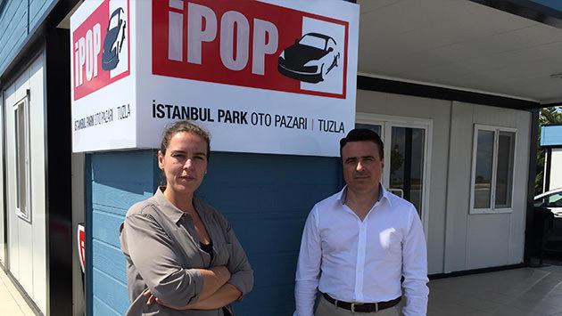 <a href='https://www.emlaktasondakika.com/haber-ara/?key=%c4%b0stanbul+Park+Oto+Pazar%c4%b1'>İstanbul Park Oto Pazarı</a> (<a href='https://www.emlaktasondakika.com/haber-ara/?key=%c4%b0POP'>İPOP</a>)  Satış ve <a href='https://www.emlaktasondakika.com/haber-ara/?key=Pazarlama+Direkt%c3%b6r%c3%bc+Cevat+Kabata%c5%9f'>Pazarlama Direktörü Cevat Kabataş</a>