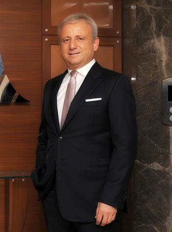 Aydoğan İnşaat Yönetim Kurulu Başkanı İrfan Aydoğan