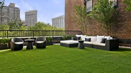 Jennifer Lopez evi arka bahçesi