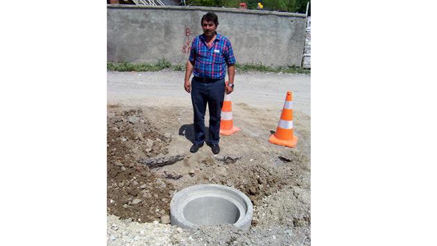 sakarya karaköy kanal çalışması