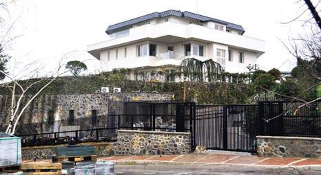kanlıca villa