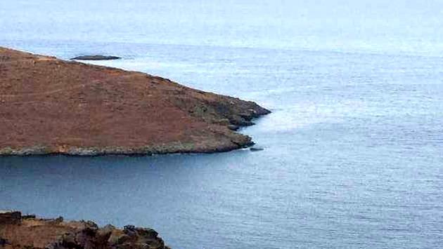kyhnos adası