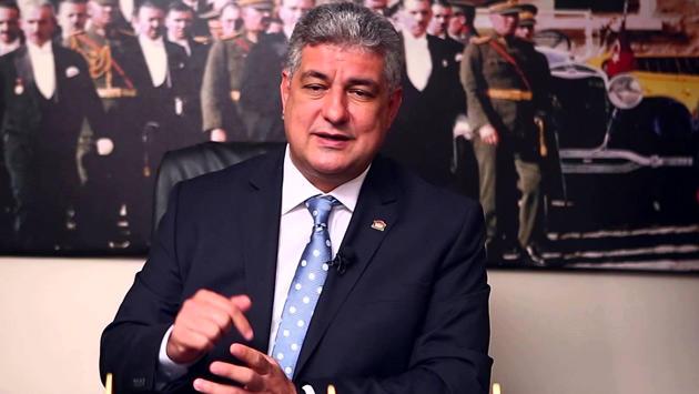 Mesut Güleroğlu