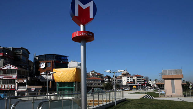 Üsküdar-Sancaktepe Metro Hattı