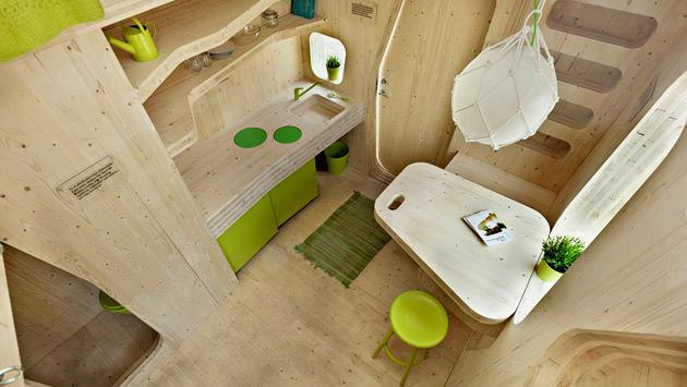 mikro evler