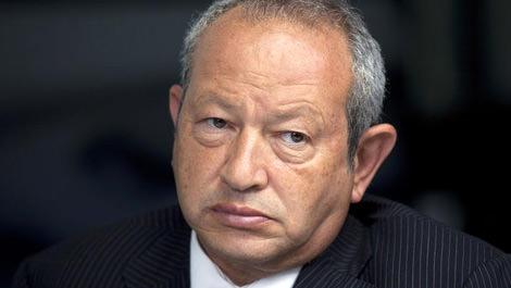 Mısırlı milyarder işadamı <a href='https://www.emlaktasondakika.com/haber-ara/?key=Naguib+Sawiris'>Naguib Sawiris</a>
