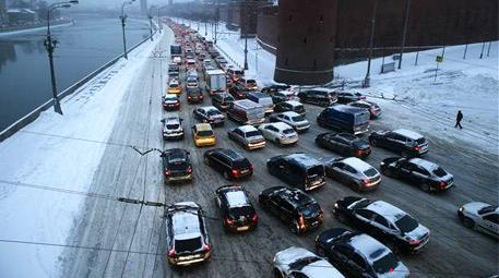 moskova trafik felci