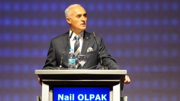 Müstakil Sanayici ve İşadamları Derneği (MÜSİAD) Başkanı Nail Olpak:
