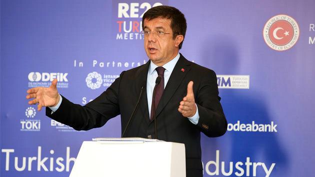 Ekonomi Bakanı <a href='https://www.emlaktasondakika.com/haber-ara/?key=Nihat+Zeybekci'>Nihat Zeybekci</a>