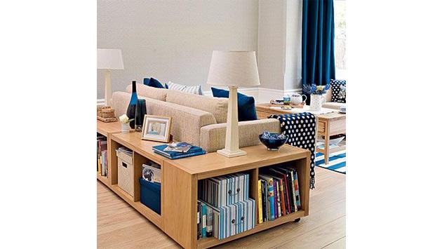 düzenli oturma odaları