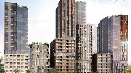 Renovia İstanbul blokları