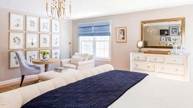 sade yatak odasi