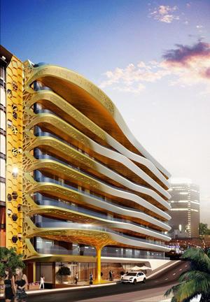 taksim petek residence