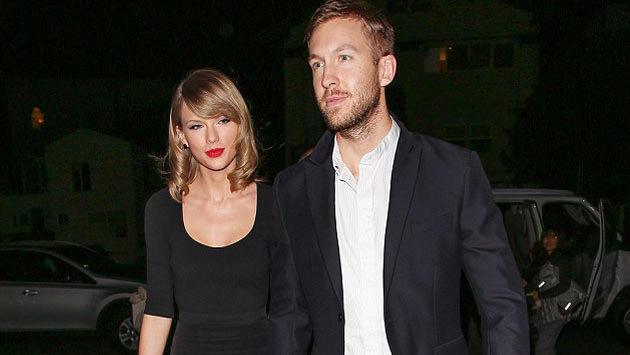 <a href='https://www.emlaktasondakika.com/haber-ara/?key=Taylor+Swift'>Taylor Swift</a> Calvin Harris