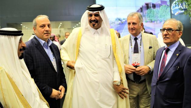 Katar Ticaret Odası Başkan Yardımcısı Muhammed Bin Ahmet El Kuvari