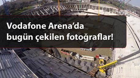 vodafone arena fotoğrafları