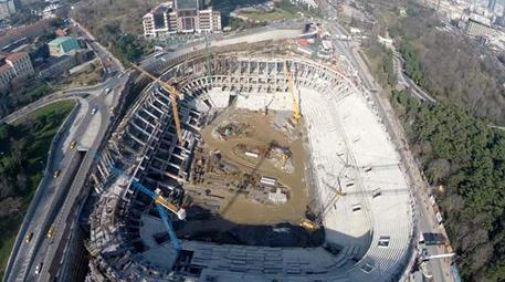 beşiktaş vodafone arena