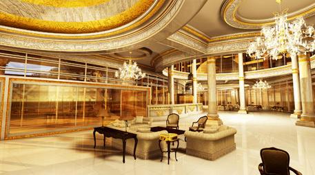 devlet başkanlarına özel oda