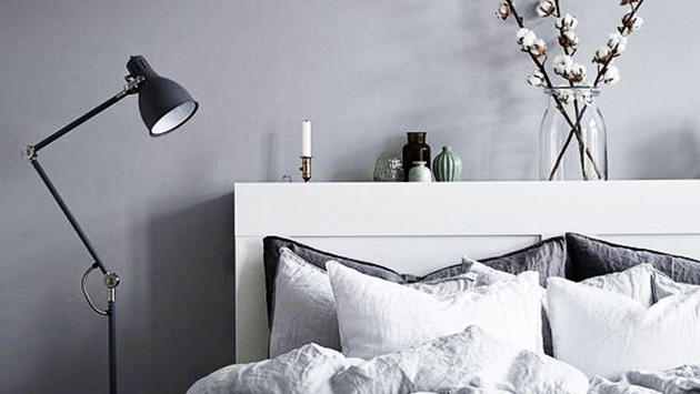 yatak odası gümüş