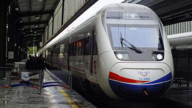 Yüksek Hızlı Tren hattı