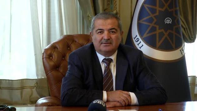 Yıldız Teknik Üniversitesi Rektörü Prof. Dr. Bahri Şahin