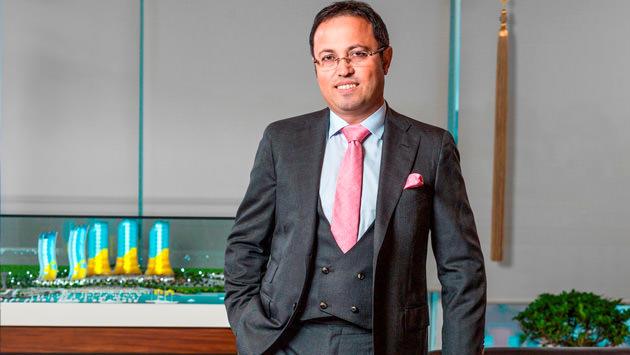Dap Holding Yönetim Kurulu Başkanı Ziya Yılmaz