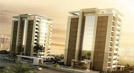 SUV Yapı Mimarin Mavişehir'de 40 özel rezidans