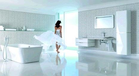 Birbirinden ilginç tasarımlar banyolarımızı da fethetti