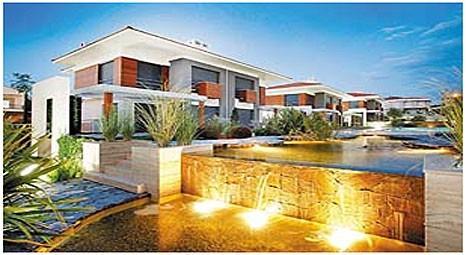 Mi'Marin Paşalimanı Villaları tamamlandı