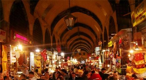 Mısır Çarşısı restore dilecek