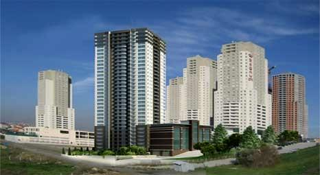 Crown Tower'da 81 metrekare daire 69 bin TL!