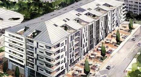 Extensa Bomonti Apartman'da 270 bin dolara daire!