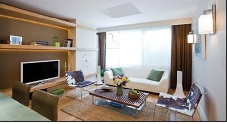Extensa Bomonti Apartman'da 1 milyon dolara daire!