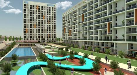 Soyak Park Aparts'da 100 bin 500 TL'ye stüdyo! Yeni proje!
