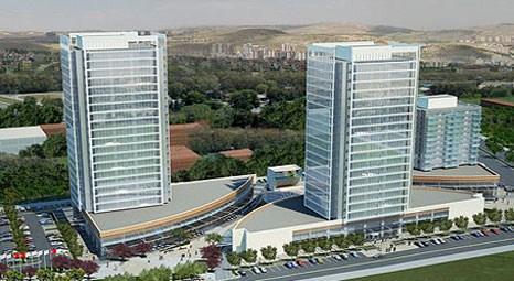 Tepe Prime'da ofis yatırımı fırsatı! %60'ı doldu!