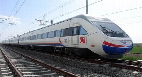 Ankara Konya hızlı tren hattında son raylar döşeniyor
