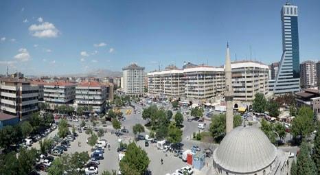GYODER'in Gelişen Kentle Zirvesi Konya'da yapılıyor