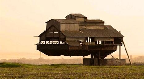 İşte en tuhaf evler!