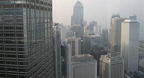 Çin'in 437 metrelik gökdelen açılıyor