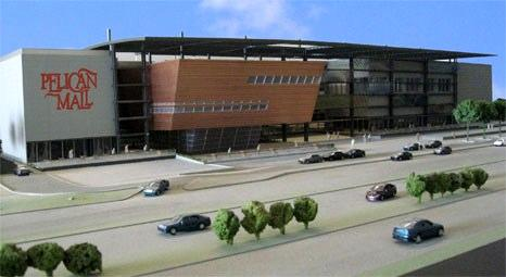 Pelican Mall 17 Aralık'ta açılacak