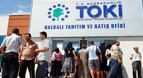 TOKİ Manisa'da satış ofisi açtı