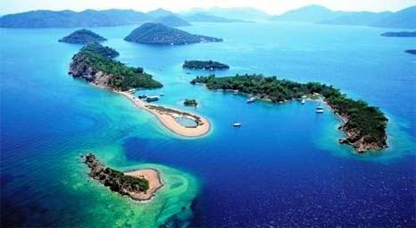 Yunanistan adalarını satışa çıkardı