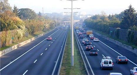 İzmir-İstanbul Otoyolu'na hız