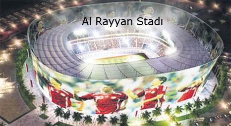 Katar, Dünya Kupası'nda stat gösterisi yapacak
