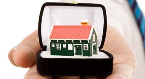 Lüks evler inşaatı bitmeden alıcı buluyor!