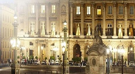 Paris'in prestijli otelini Suudiler satın aldı